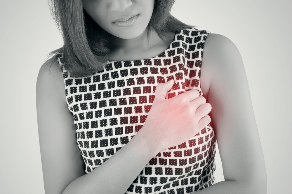 A faster heart rate and numbness: Is the patient having a