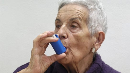The FDA has approved Bevespi Aerosphere for COPD.