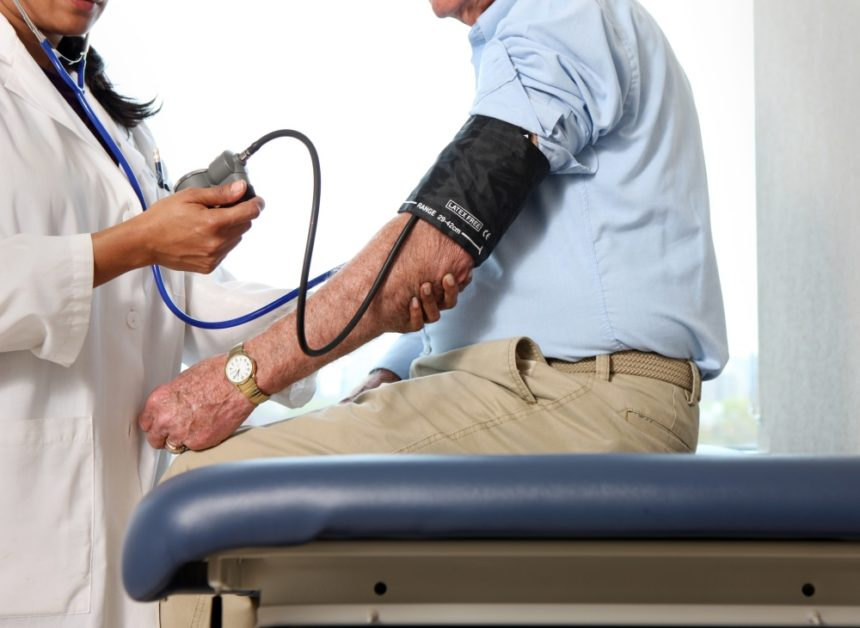 Systolic blood pressure and CVD risk