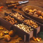 Seeds and nuts are especially rich sources of vitamin E.