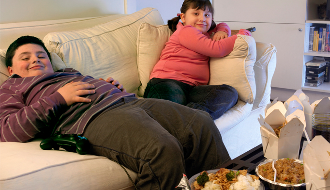 Childhood obesity reached 17.3% in 2012