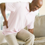 Slip and fall ends in more than a simple muscle strain