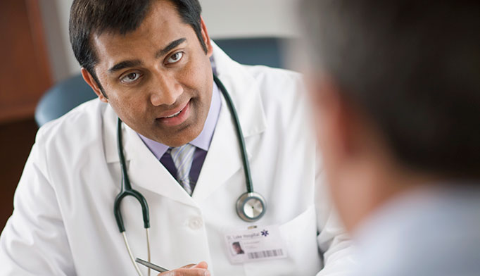 Eye contact affects patient satisfaction