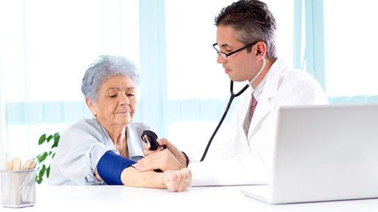 Treating hypertension in older patients