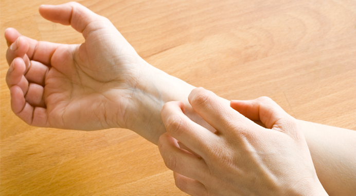 Does itching indicate healing? - Clinical Advisor