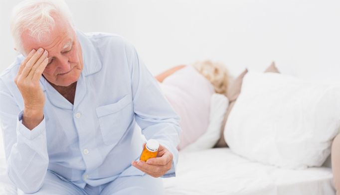 Suspect polymyalgia rheumatica in senior patients complaining of muscle pain