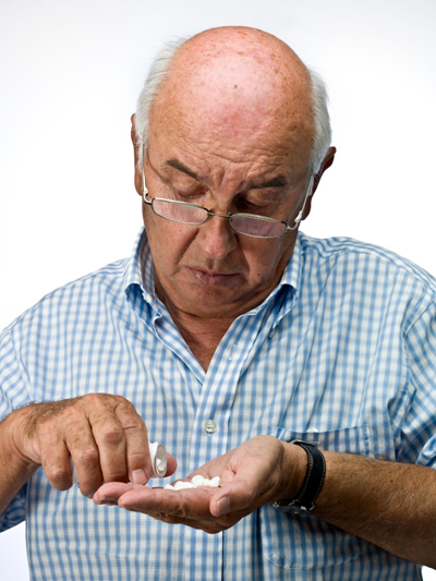 Aspirin may reduce the risk of cardiovascular events in adults with diabetes.