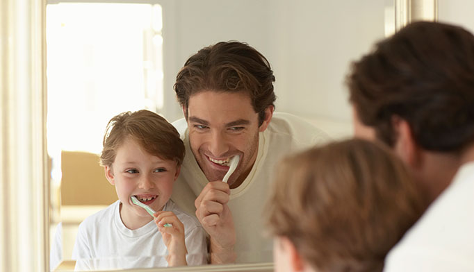 Brush up on oral-health screening