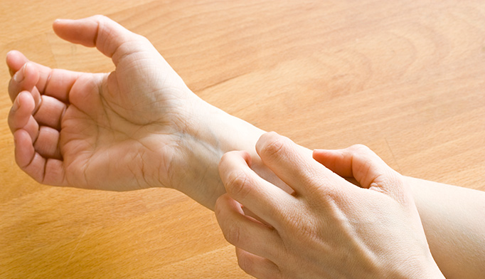 Pruritus intensity does not correlate with psoriasis severity