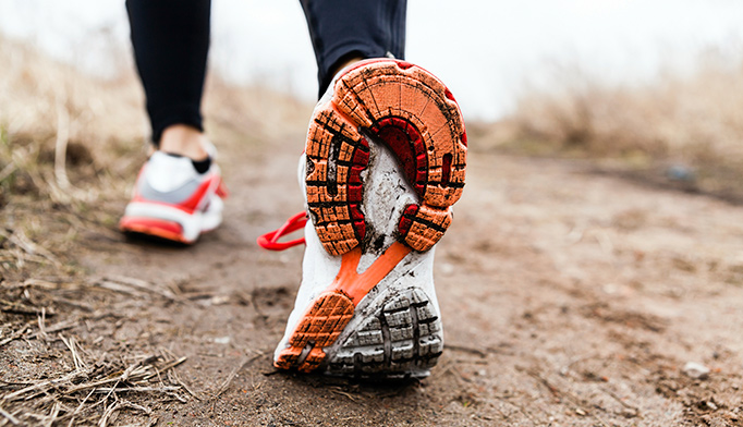 Reducing exercise worsens COPD
