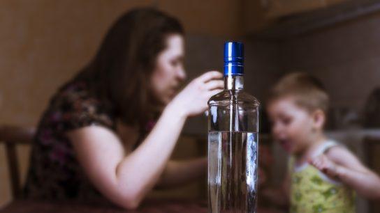 Alcoholic-Parent-Family