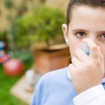 Pediatric Asthma, inhaler