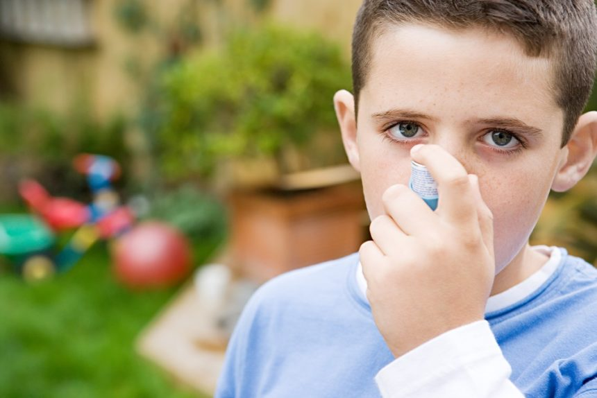 Pediatric Asthma, inhaler