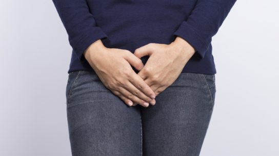 Women with vaginal discomfort